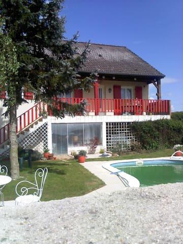 Maison dans petit village au calme - Labergement-Foigney - Дом