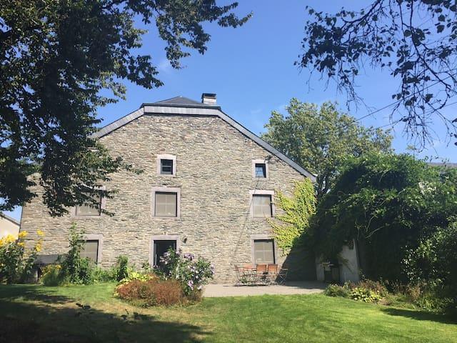 ARDENNES HOUSE BASTOGNE HOUFFALIZE - Bastogne - Haus