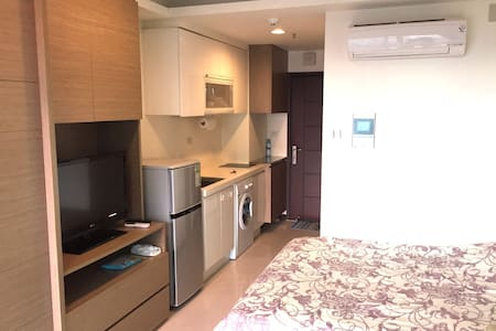 Private Suite RIGHT NEXT to Dingxi Subway Station - 永和區