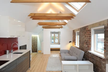The Falkirk Loft - Falkirk - Διαμέρισμα