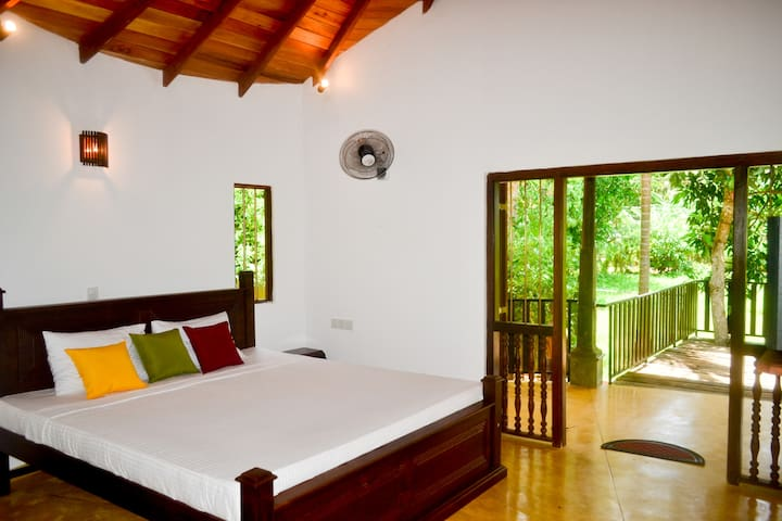 Guruwaththa Eco Lodge - Hikkaduwa - Apartament
