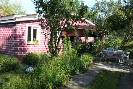 Bahçe içerisinde müstakil ev - Çakraz
