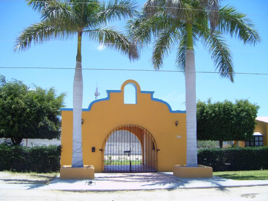 Villas Del Descanso .