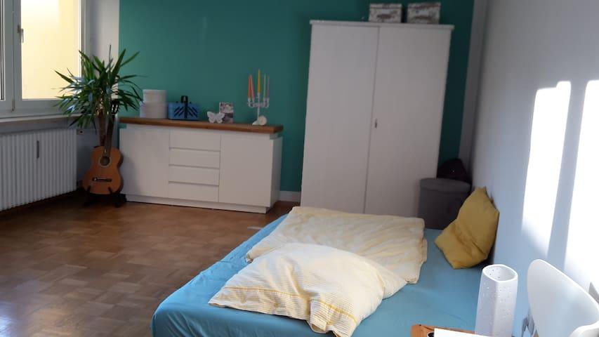 Schönes zentrales Zimmer :-) - Munich - Leilighet