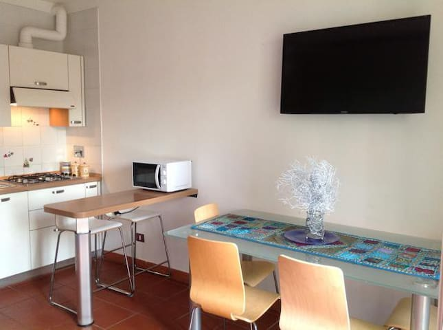 Nice three-rooms flat near the sea - Bagnaia  (Isola d'Elba) - Apartament