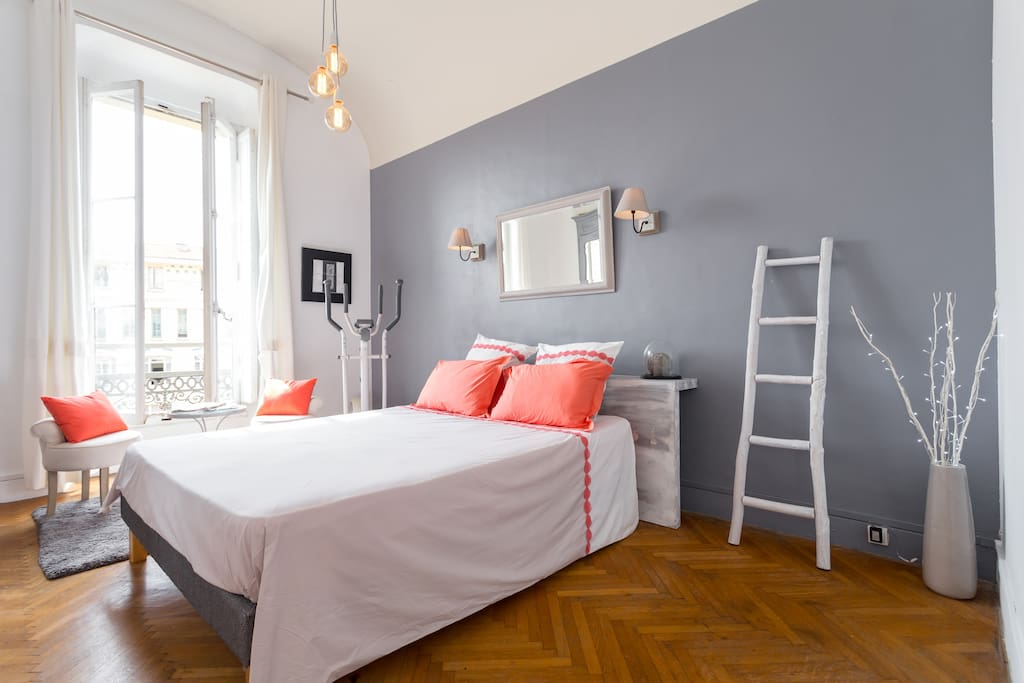 nice plein centre jolies chambres b b chambres d 39 h tes louer nice provence alpes c te d. Black Bedroom Furniture Sets. Home Design Ideas