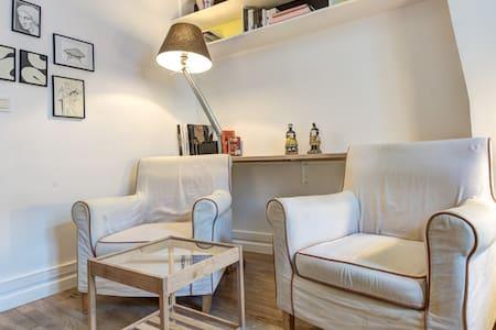 Lovely studio in central Paris
