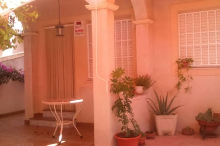 Sol y relax con niños y/o mascotas - Los Alcázares - House - 2