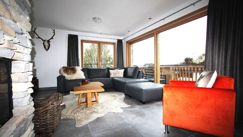 Luxury apartment at Leogang - Rain - Apartemen