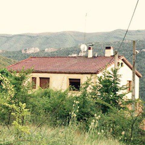 Casa Felicitas y José(Merindades)BU - Panizares - House