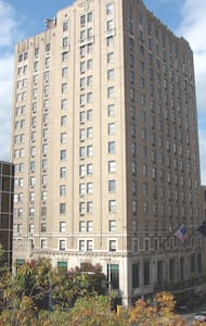 Abraham Lincoln Hotel, Est. 1930 - Reading - Muu