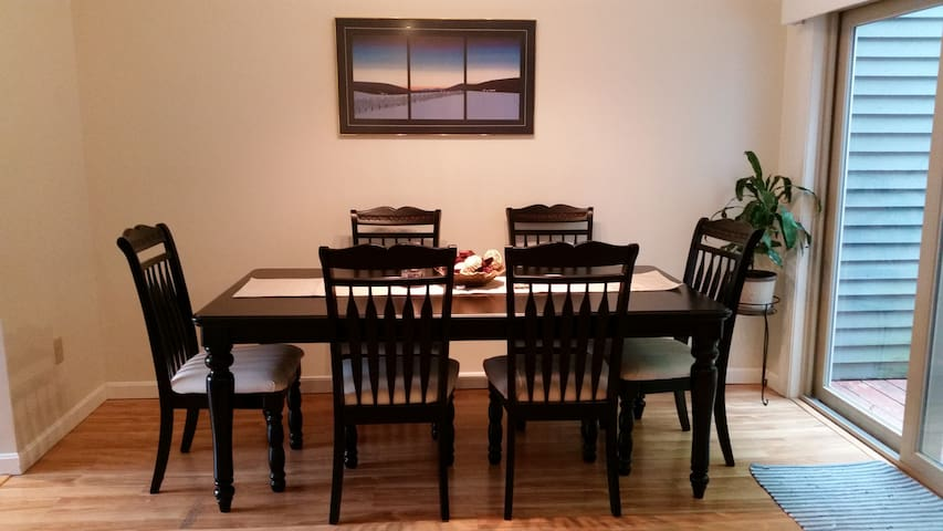 Beautiful, safe, quiet! - South Burlington - Appartement
