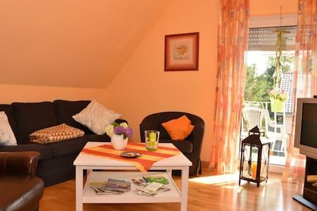 Gemütliches Heim am Niederrhein - Rees - Lakás