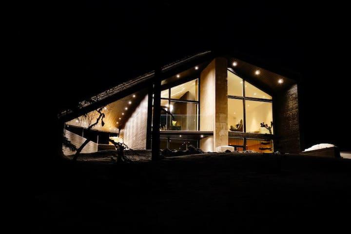 Villa Lumi in Lapland