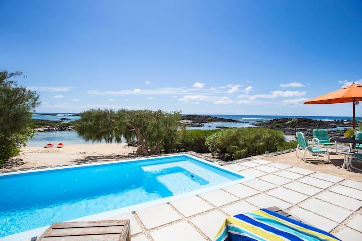 Beautiful villa with swimming pool!