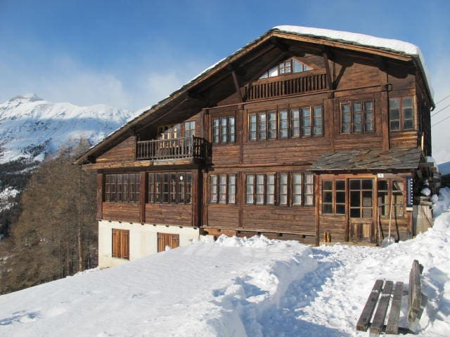 monolocale in chalet sulla neve ! - crest