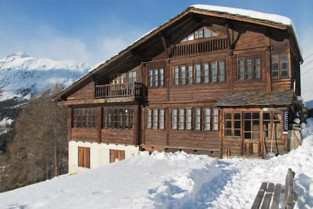 monolocale in chalet nella neve ! - Chalet