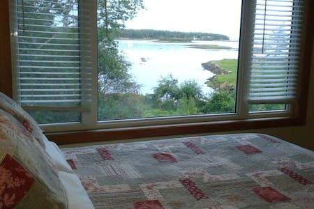 Oceanfront views of Oak Island - Western Shore