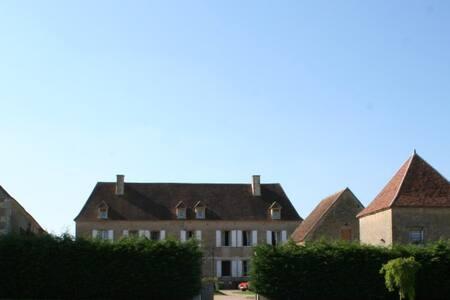 manoir de theuran - Magny-Cours - Casa de camp