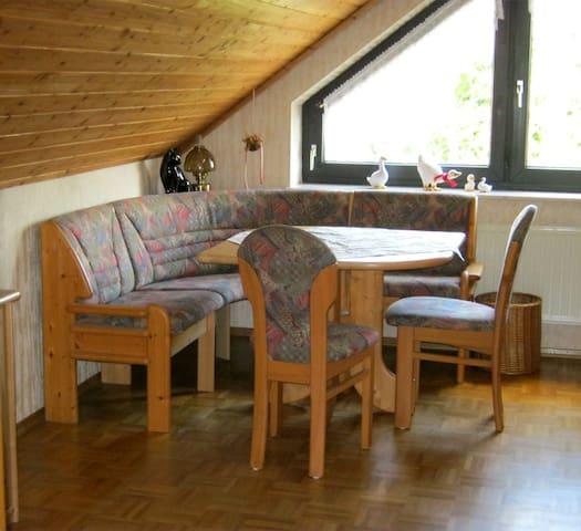 "Ferienwohnung ""Lohberg"" in Raesfeld - Raesfeld - Appartement"