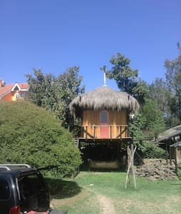 Naivasha b&b Treehouse+WiFi