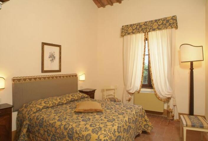 Camera Tenuta Armaiolo - Rapolano Terme - Villa