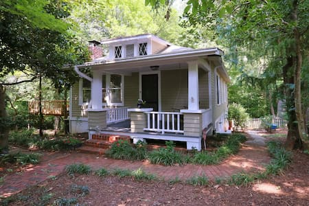 Charm - 3 min walk to UNC - Chapel Hill - Casa