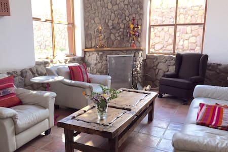 EXCLUSIVA CASA EN VALLE SAGRADO - Urubamba - House