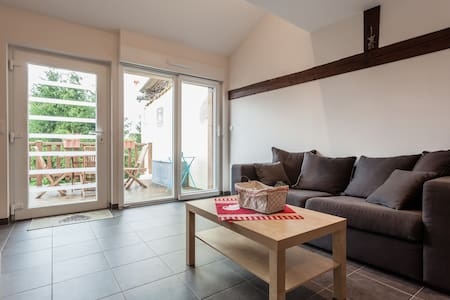 A COTE D'EUROPAPARK COEUR  L'ALSACE - Friesenheim - Apartemen