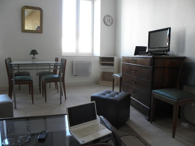 Charming flat in Rhône Valley - Tain-l'Hermitage - Pis