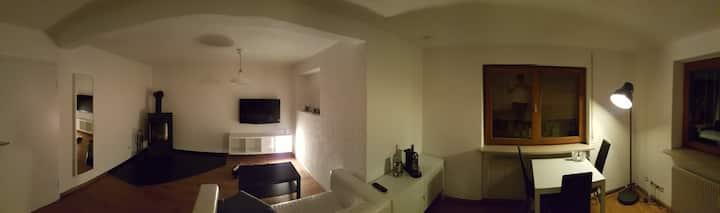 Super schöne Wohnung / Nahe Basel