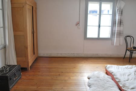 Apartment or room in a  woodenhouse - Ebikon - Appartement