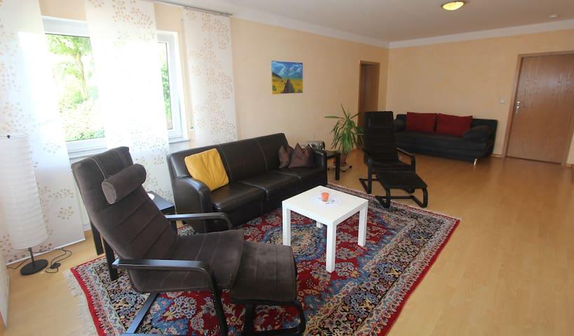 Ferienwohnung Petra - Wildberg - Apartament