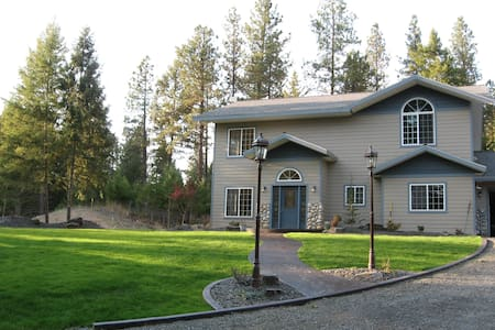 Comfortable home near Spokane - Chattaroy