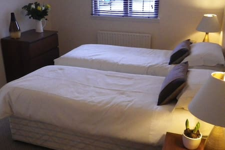 Ladyknowe Apartment - Self Catering - Moffat