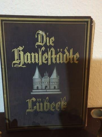 Wochenende im Herzen von Lübeck ! - Lübeck - Apartment