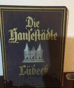Wochenende im Herzen von Lübeck ! - Lübeck - 公寓
