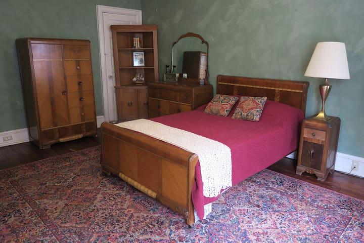 The Havana Room at Spruce Hill House - Philadelphia - Rumah