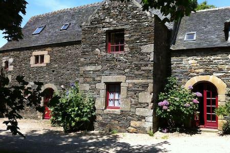 Métairie bretonne du XVI ème - Huis