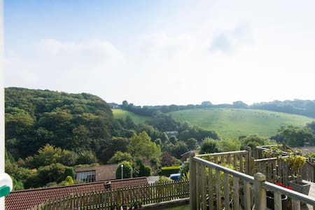 Contemporary Apartment amazing view - Saint Austell - Byt