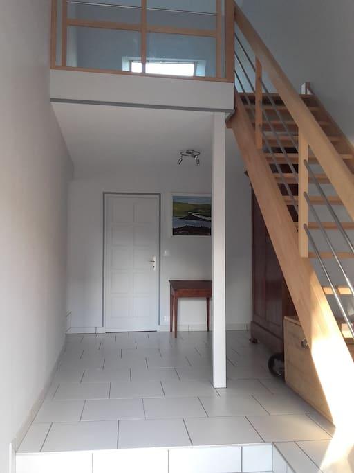 grande chambre calme avec bureau proche bourges maisons louer marmagne centre france. Black Bedroom Furniture Sets. Home Design Ideas