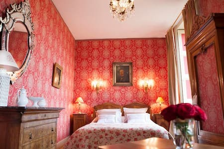 Chambre Restauration - Saint-Jean-du-Bois - ที่พักพร้อมอาหารเช้า