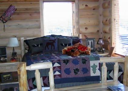 Moose Room - Alma