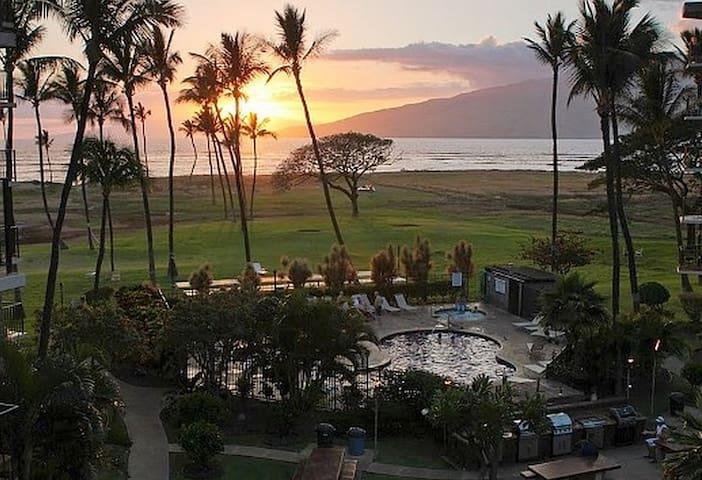 Beautiful 4th Floor Ocean View - Kihei - Leilighet