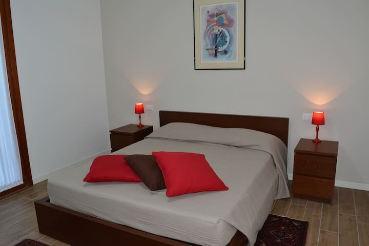 Ca'Rina stanza rossa,easy to Venice - Preganziol - Bed & Breakfast