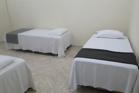 Private and shared rooms in Maceio - Maceió