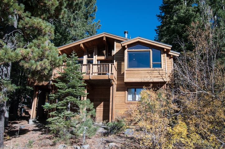 Alpine Meadows Panoramic View House  or room only - Alpine Meadows - House