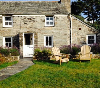 Special Cottage on the coast path - Treligga - House