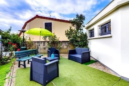 Grand studio avec jardin privé - Nanterre - Talo