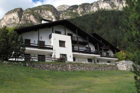 Appartamento in Chalet di Montagna - Ziano di Fiemme - 小木屋
